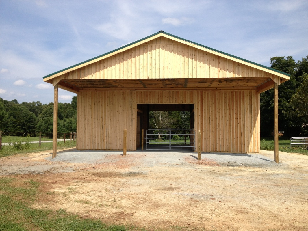 Horse Barns Z N Cobb Builders