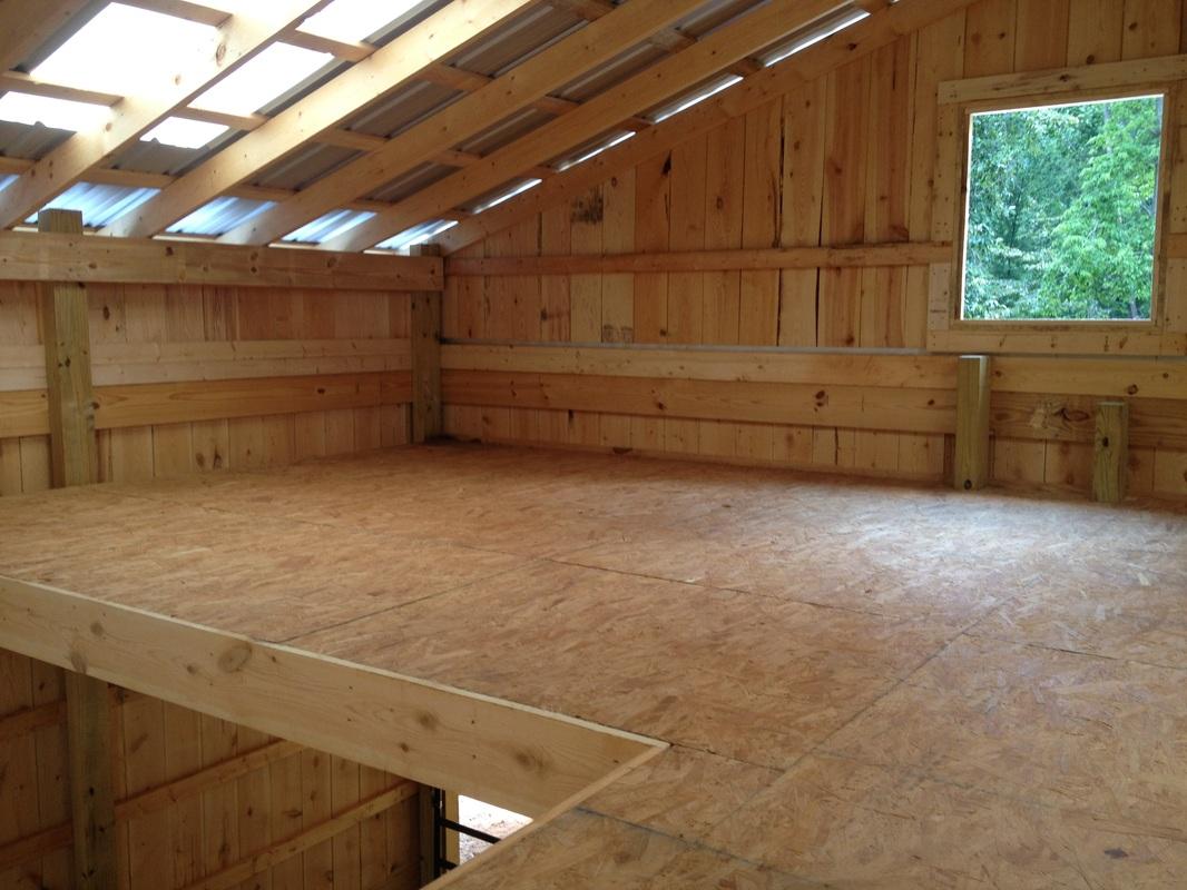 Horse Barns Z N Cobb Builders