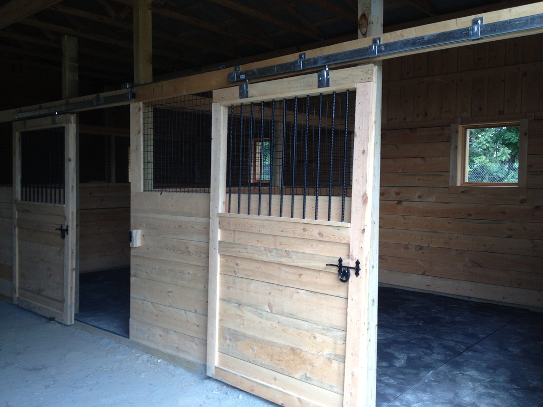 Diy How To Build A Horse Run In Shed For Under 300 Induced Info
