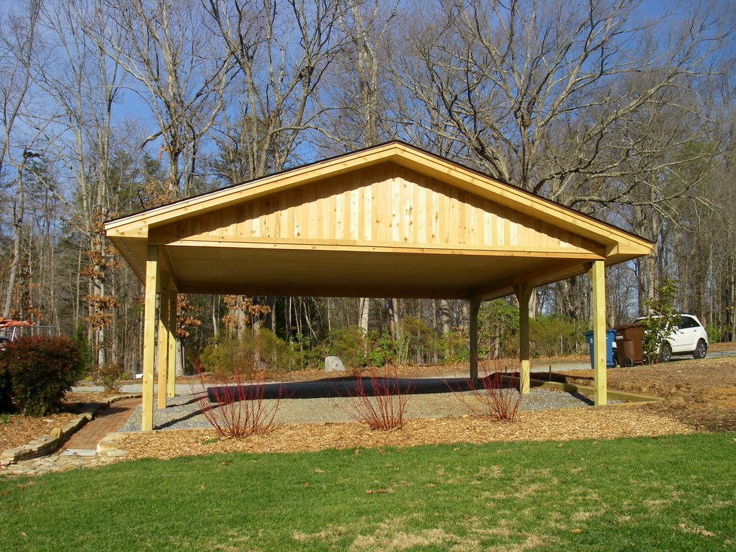 Barns And Carports : Pole buildings