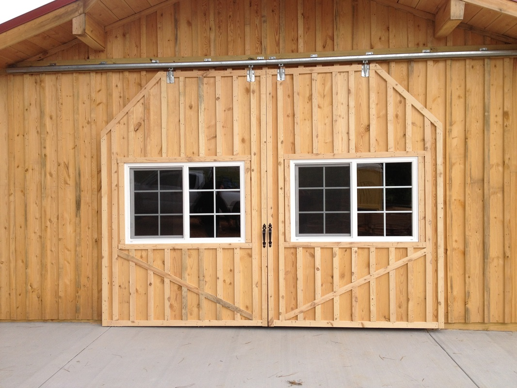 Horse Stalls & Batten Doors - Sanfranciscolife